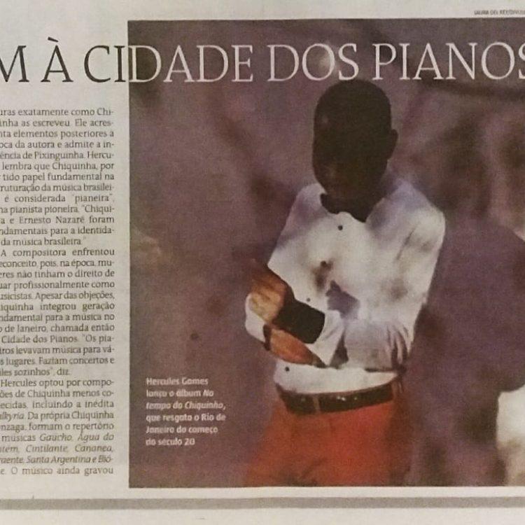 JORNAL O ESTADO DE MINAS (2018)