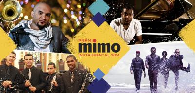 I Prêmio MIMO Instrumental