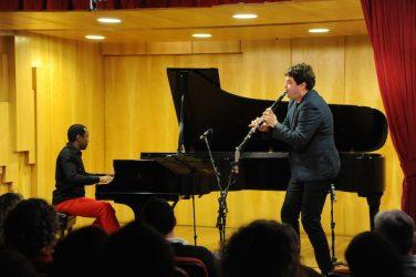 Duo Hercules Gomes e Alexandre Ribeiro